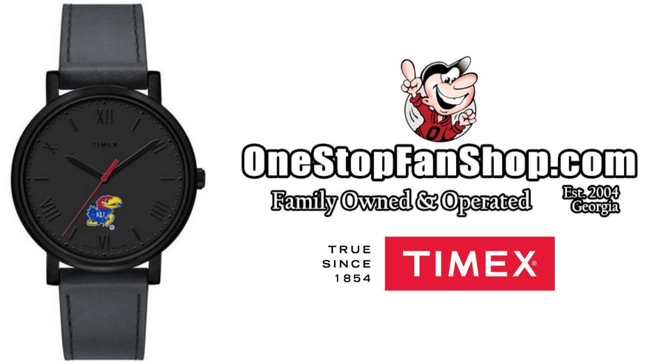Timex Night Game Ladies Watch: OneStopFanShop