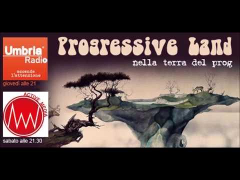 Progressive Land 19 maggio 2016 - Intervista a Maurizio Antonini - M&Funk