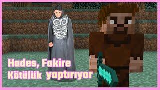 Gambar cover Hades, Fakire kötülük yaptırıyor! (Minecraft)