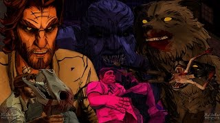 BIGBY WOLF AMAZING FIGHT SCENES - THE WOLF AMONG US (Season 1)
