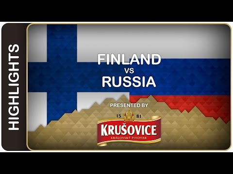 Finns dash Russia's dreams | Finland-Russia HL | #IIHFWorlds 2016