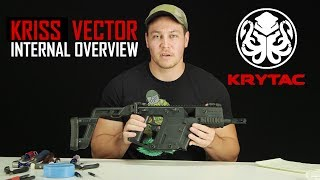 Krytac Kriss Vector Internal Overview! - Airsoft GI