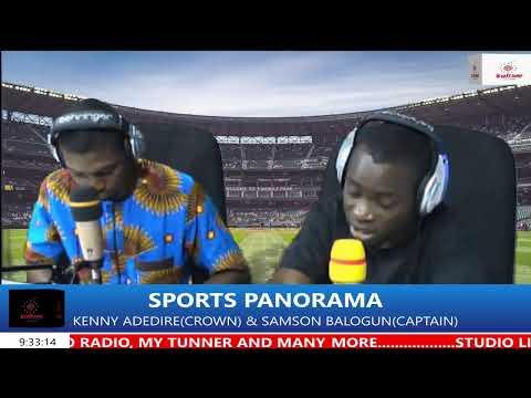 Salt Radio Ibadan Live Stream