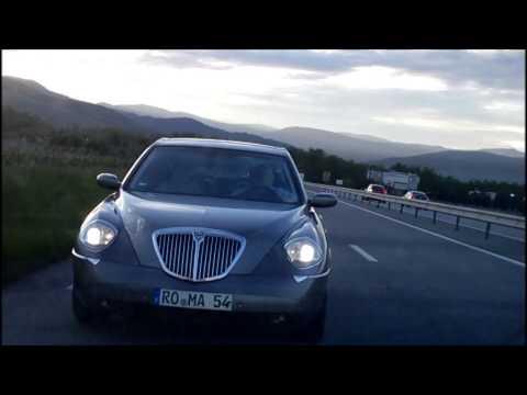 Lancia Thesis Club de France   Cité de l'Automobile