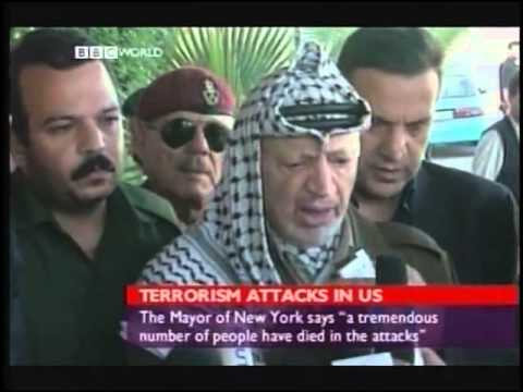 BBC World News on 9/11/2001, 12:30 - 1:00 p.m.