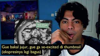 REVIEW MUSIK: Satu Per Empat - Pasca Falasi, Well Whale - Bittersweet Kisses (BAHASA INDONESIA)