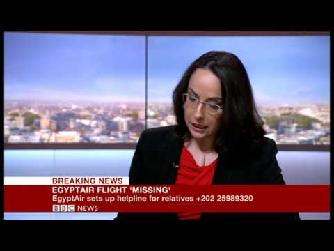 EgyptAir Missing plane 0700 live - BBC World News TV