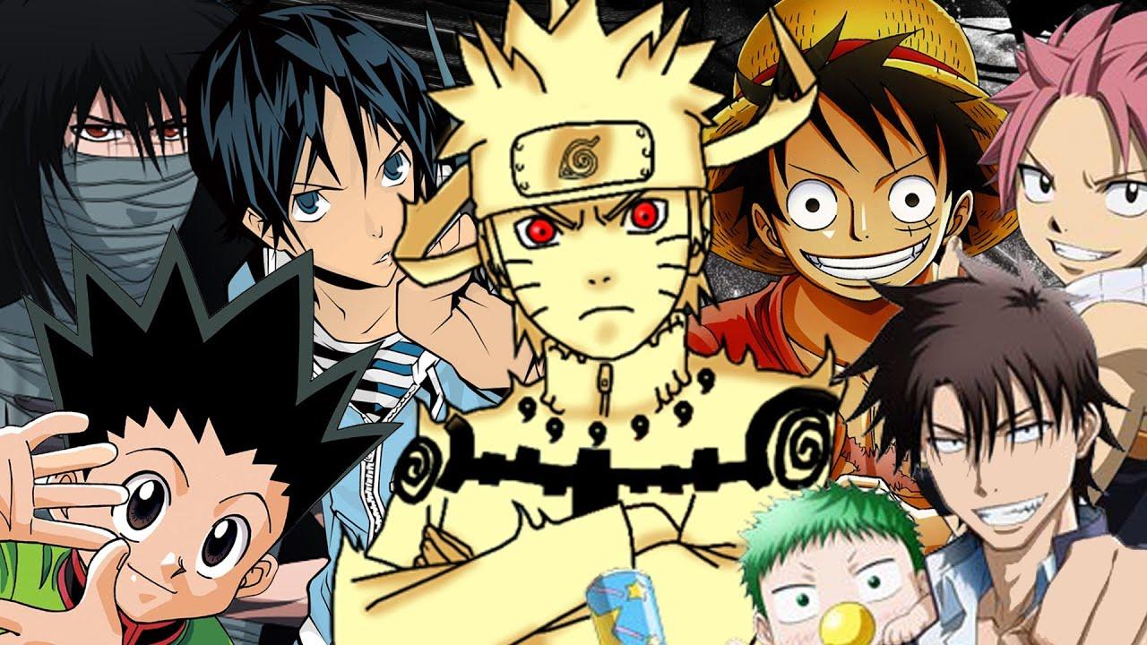 What is Your Favorite Shonen Manga? Naruto One Piece