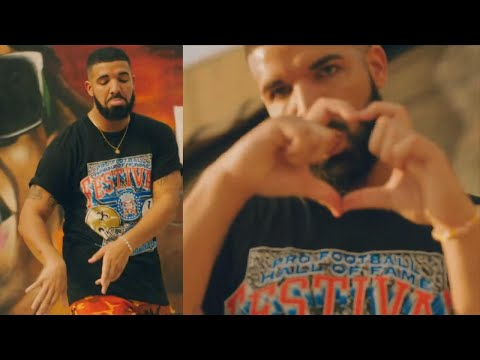 Drake Drops 'In My Feelings' Music Video...