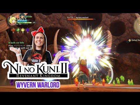 NEW! 16 Minutes of Ni No Kuni 2 Revenant Kingdom Gameplay | Eb Games Expo 2017 | ZoeTwoDots