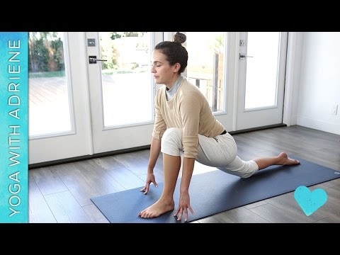 Yoga For a Rainy Day - Yoga With Adriene