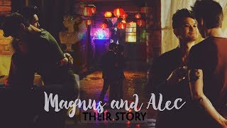 Magnus and Alec || Their story [1x01-2x20]