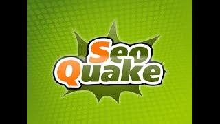 SEOquake Tutorial