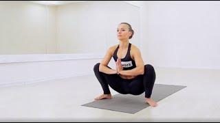 Прямая спина - йога для позвоночника(Женщина с красивой походкой и прямой спиной - всегда выглядит намного привлекательнее, даже если у неё не..., 2015-09-27T18:16:19.000Z)