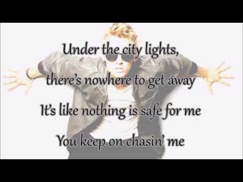Aaron Carter - City Lights (Lyric)