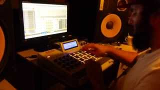 Making Beats @ Episode #1 - Mestre Xim