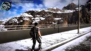 Just Cause 2 PC Gameplay - 25 minutes