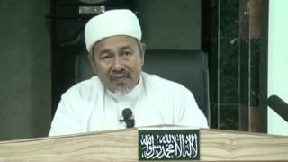 Doa ketika Iktidal - Ustaz Dato Tuan Ibrahim Tuan Man