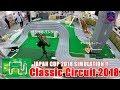 【ミニ四駆】ジャパンカップ2018シミュレーション「クラシックサーキット2018風」FORCE LABO /nmini4wd JapanCup2018 simulation !!