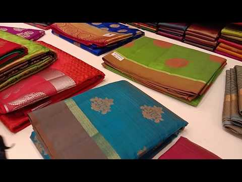 Pothys New Arrival Designer Sarees/Raw Silk And Tussar Silk Saree/700 To 1400 Rs/New Year Collection