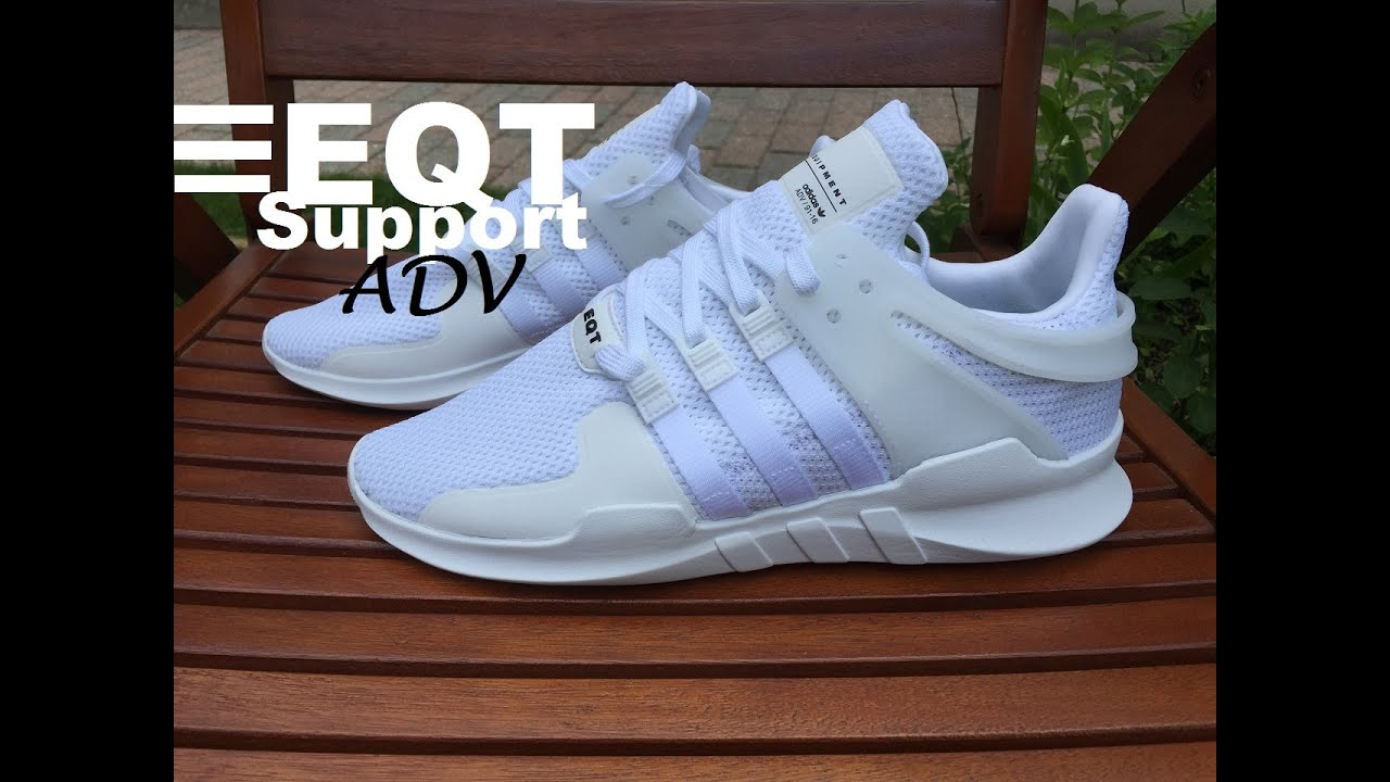 Adidas EQT Support ADV White Turbo