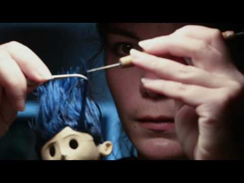 Coraline Doll Hair Youtube