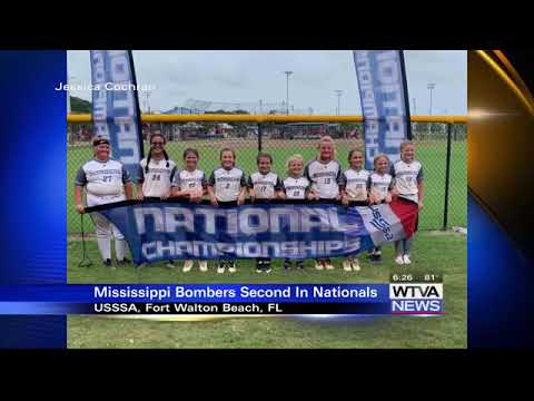Area softball team finishes second in national tournament