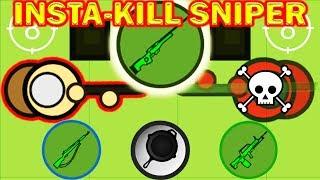Surviv.io - The AWM-S is Unstoppable: The Insta-Kill Sniper (Surviv.io Update & Highlights)