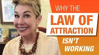 Waarom De Wet Van Aantrekking niet Voor U Werkt