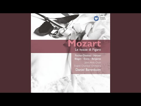 various artists overture from le nozze di figaro k492 1990 digital remaster
