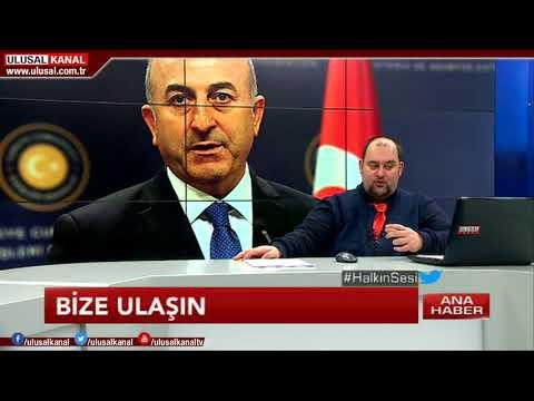 Ulusal Kanal Ana Haber- 7 Şubat- Teoman Alili