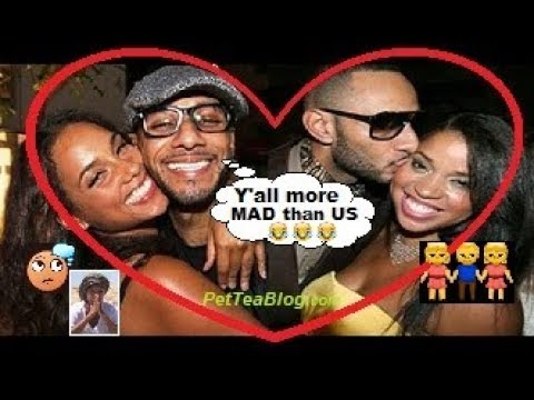 Swizz Says Alicia Keys Didn't Home Wreck Mashonda, In Fact They ALL TOGETHER ...