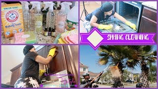💜🌺SPEED SPRING CLEANING WITH US (2018)🦋💜