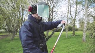Lawnmaster Hedge trimmer | HG330