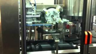 Vodka bottling - equipment of TecnoFood Group company