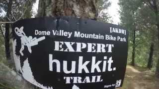NZDH Dome Valley Track Preview 2015