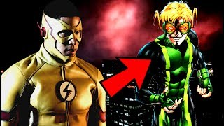 Is Inertia Coming To Flash To Become The Reverse Of Kid Flash? - The Flash Season 4