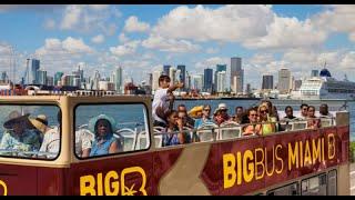 Big Bus Miami City Tour