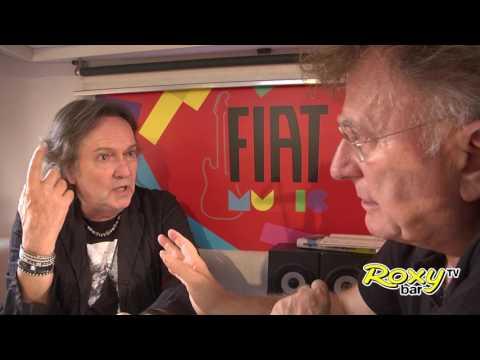 Red Canzian - FIAT Music Studio Collisioni 16.7