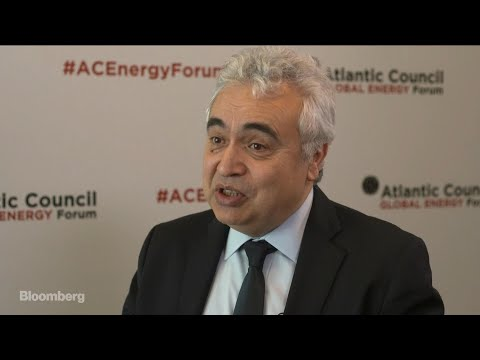 IEA's Birol on Oil Prices, Venezuela, Future of Oil