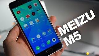 Обзор Meizu M5 - это как M3s, только в пластиковом корпусе