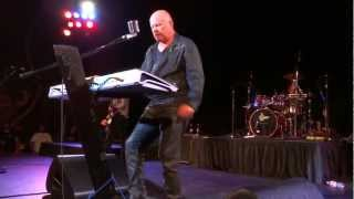 A Flock of Seagulls 'Space Age Love Song' at Crest Theatre in Sacramento on 8/10/12