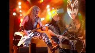 Iced Earth - Creatures of the night (kiss cover )