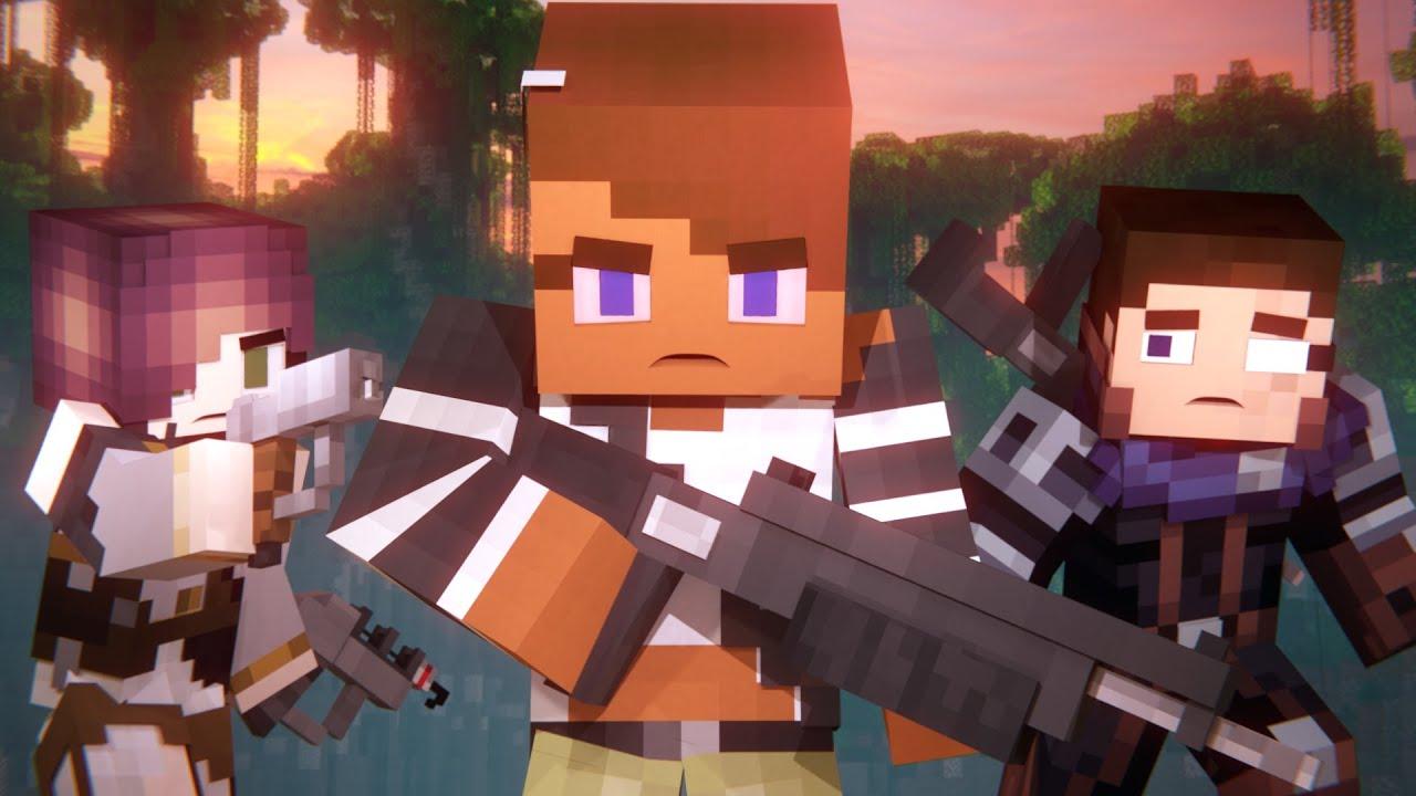 Battle Royale 3: Part 2 (Minecraft Animation)