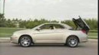 2008 Chrysler Sebring Convertible, Car Review.