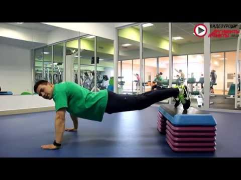 Как накачать идеальный пресс и мышцы груди за 1 месяц  самые эффективные упражнения