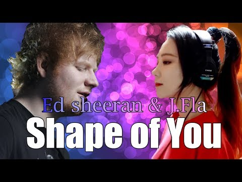 Ed Sheeran & J.Fla - Shape of You (Duet) HQ Audio
