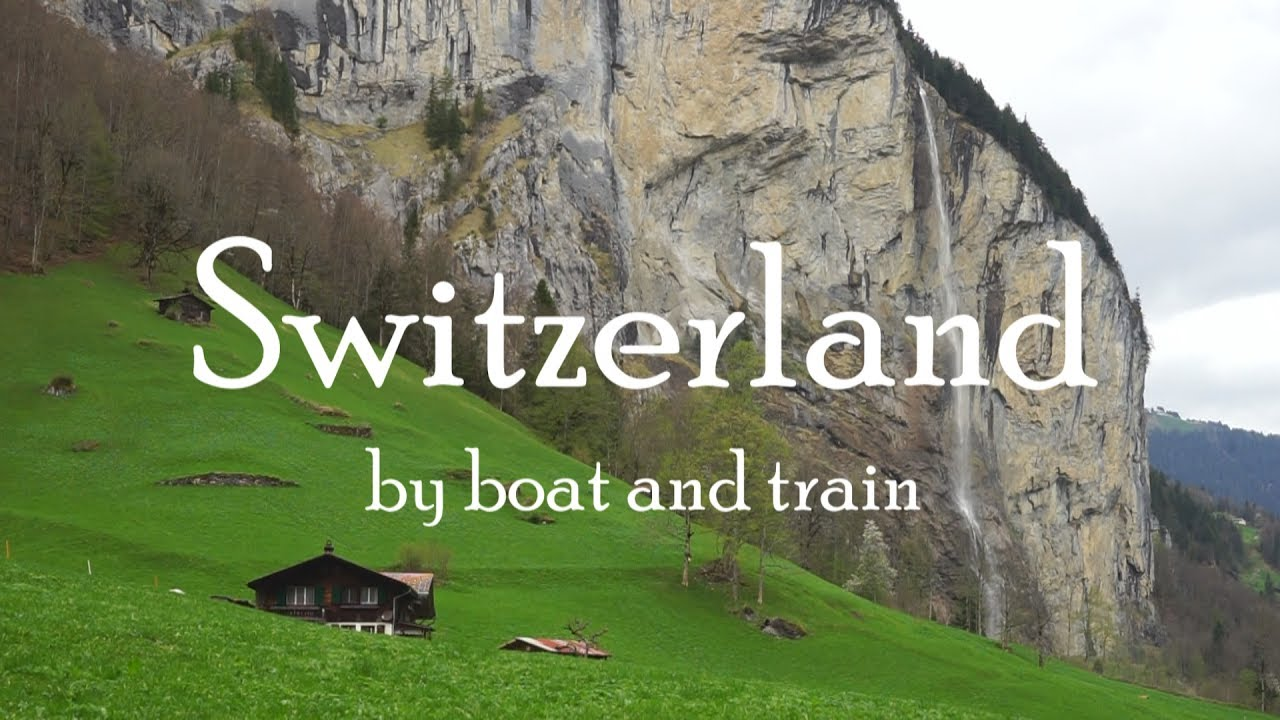 how to travel in switzerland by train