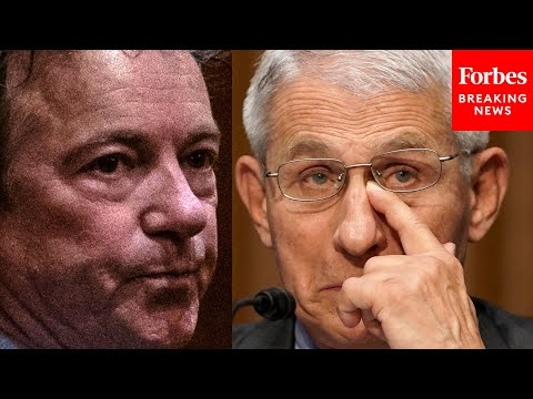 """""""He's Too Busy Telling You A Lot Of Nonsense"""": Rand Paul Calls Out Dr. Fauci"""