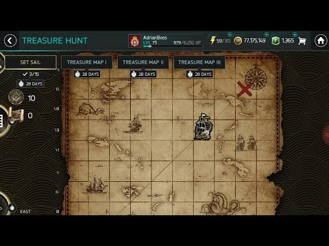 FIFA MOBILE 18 - NOWY EVENT Z PIRATAMI ! - TREASURE HUNT :)